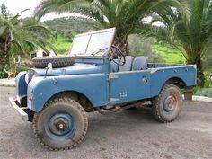 1954 Land Rover 80