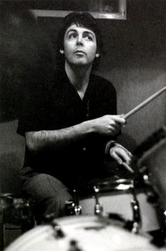 Drummer *Paul McCartney*