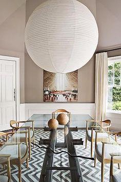Julie Hillman design via belle vivir blog
