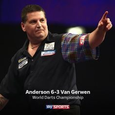 Go Gary! Win against Power. Ay.  Gary Anderson is into the final of the 2015 World Darts Championship #lovethedarts (https://twitter.com/SkySportsDarts/status/551482177050144769)  #worldchampionshipdartsfinal @SkySportsDarts @TeamAndo180 @ByTheMinDarts