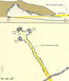 Newgrange winter solstice - The passage tomb in Ireland predates Stonehenge and the Egyptian Pyramids