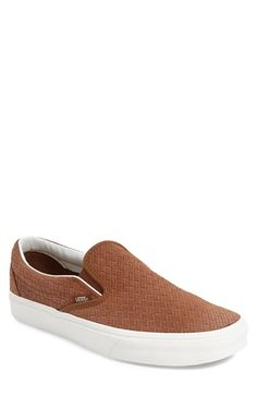 961c04ee556f0f VANS  Classic  Slip-On Sneaker (Men).  vans  shoes