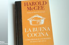 La Buena Cocina de Harold McGee