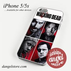 The walking dead war Phone case for iPhone 4/4s/5/5c/5s/6/6 plus