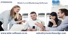 Benefits of Buying MLM Software - If you're in Network marketing business, one should be aware of the benefits of buying an MLM software Marketing Software, Business Marketing, Marketing Companies, Multi Level Marketing, Software Development, Innovation, How To Plan, Jaipur, Infinite