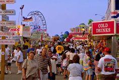 A country fair.