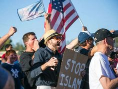 Anti-Islam rallies across USA making Muslims wary