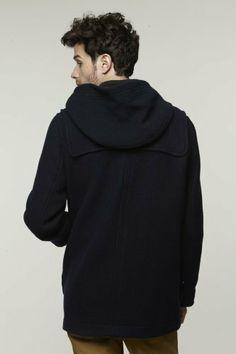 #Lacoste L!VE Wool Duffle #Coat