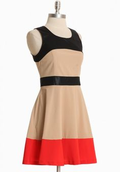 We like colorblocking made easy. (via http://shopruche.com/fire-and-ice-color-block-dress.html#NP=1ba75e8097a2f6a8cfef46d6fc782417)