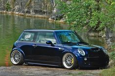 why worry what it looks like if it will drive/handle and accelerate better on let people hear your exhaust :thumbup: rather your undersides. Mini Cooper Custom, New Mini Cooper, Mini Cooper Clubman, Mini Coper, Gta, Mini Morris, Fancy Cars, Retro Cars, Wide Body Kits
