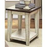 Saddlebrook Chairside Table | Nebraska Furniture Mart