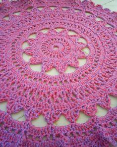 Crocheted rug | How Do It Info