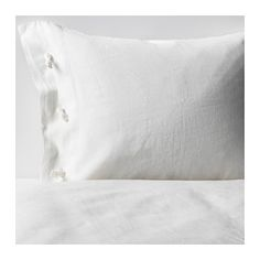 IKEA - LINBLOMMA, Duvet cover and pillowcase(s), Full/Queen, , The natural…