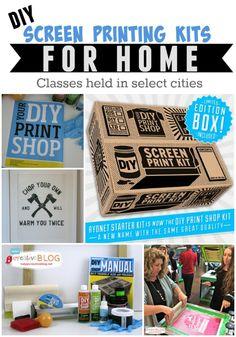 diy print shop blog - Google Search