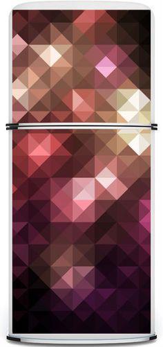 placa imantada pra geladeira inteira