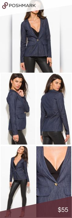 *COMING SOON* BLAZER L Made in USA Jackets & Coats Blazers
