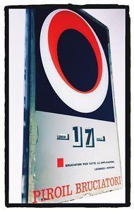 Oggetto Pubblicitario Vintage CALENDARIO PERPETUO  IN VETRO SPECCHIATO | eBay
