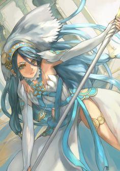 Aqua/Azura - Fire Emblem Fates/If