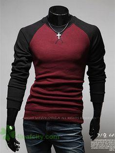 Men's Long Sleeves Shirts