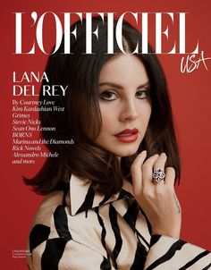Lana Del Rey for L'Officiel USA magazine (2018) #LDR