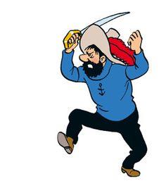 The Secret of the Unicorn Charles Vane, Haddock Tintin, Asterix Y Obelix, Captain Haddock, Herge Tintin, Comic Art, Comic Books, Best Duos, Lucky Luke