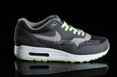 http://www.topadidas.com/nike-air-max-1-87-mens-gray-green.html Only$79.00 #NIKE AIR MAX 1 87 MENS GRAY GREEN #Free #Shipping!