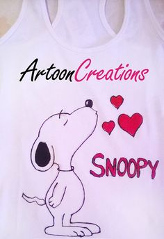 Snoopy, T Shirts For Women, My Love, Fictional Characters, Products, Fashion, Moda, La Mode, Fasion