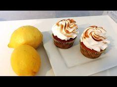 Cupcakes citron meringués - William's Kitchen