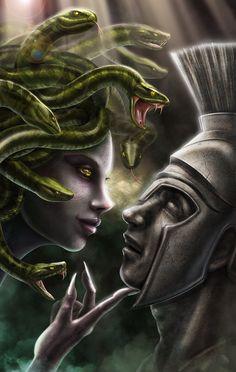 Medusa by Alan Jason Vadell / AlanVadell
