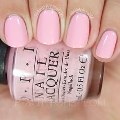 OPI What's The Double Scoop? | Retro Summer 2016 Collection | Peachy Polish
