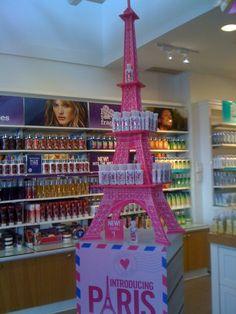 Paris Amor @ Bath & Body Works