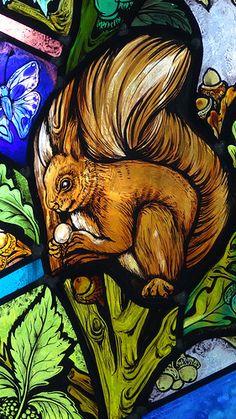 All Saints Church Denmead Hampshire UK stained glass window artist Jude Tarrant 48 Glass Wall Art, Glass Painting, Stained Glass Rose, Artist, Stained Glass Paint, Painting, Glass Art Projects