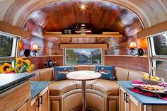 99 Best Hacks, Remodel And Makeover Airstream Trailers (5)