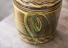 Clive Bowen - Lidded Jar
