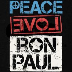 Cool Ron Paul logo
