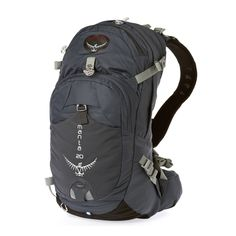 Osprey Backpacks - Osprey Manta 20 Backpack - Silt Grey