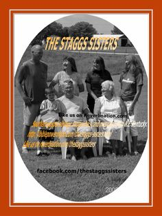 """Like"" us on Reverbnation.com, youtube.com, and Facebook.com Southern Gospel Music The Staggs Sisters-southern gospel siblings, songwriters, and musicians."