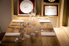 Mise en place. #nostranopesaro #restaurant #miseenplace