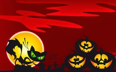 60 Amazing Halloween HD Wallpapers 1920x1080 - 2560x1600 Px [Set 2] | Free HD Wallpapers for Widescreen, High Definition, Mobile, PC, Destop, Laptop
