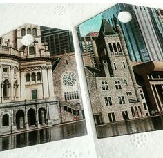 TARJETAS MINI DE REGALO Material: Recorte de revista #papel #reciclaje #paperlove #manualidades #arte #artesania #tarjetas #mensaje #minitarjetas #tarjetaderegalo #diseño #revista #ciudad #house #myhouse