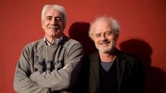 Gino e Michele in Passati col Rosso al Teatro di Cagli
