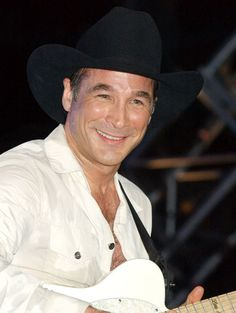 """Clint Black, signed to RCA records in 1989, debut album """"killin' time"""". He's amassed more then 30 singles on the US billboard, country music charts, with 13 of them reaching number 1. In 2003 he founded his own record label Equity music group. He also likes to act a bit."""