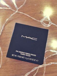 NEW BLOG POST! My review on the Mac Pro Longwear Powder: http://alicedbeauty.blogspot.co.uk/2015/08/mac-pro-longwear-pressed-powder-review.html