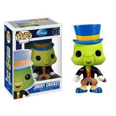 Disney Pop! Vinyl Figure Jiminy Cricket [Pinocchio] - Disney - Funko Pop! Vinyl - Category