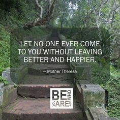 Mother Theresa Quote ~