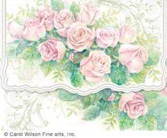 Carol Wilson Fine Arts Stationery Mini Note Card Portfolios