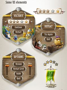 Game design 557109416377159015 - Inspiration game design Source by designels Game Design, Ui Design, Splash Images, Pirate Games, Game Gui, Game Interface, Ios, Mobile Art, Cute Games