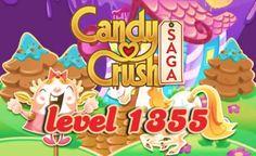 Candy Crush Saga Level 1355