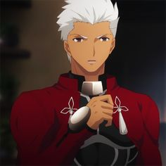 Fate/Stay Night Archer [GIF]