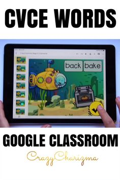 Need a cool game to practice magic E? No matter what they call it (silent e or sneaky e), your kids will enjoy this paperless activity. It's perfect for iPads and Chromebooks. Have fun with Google Classroom! Teaching Phonics, Teaching Reading, Teaching Ideas, Kindergarten Activities, Classroom Activities, Spelling Help, Silent E, Cvce Words, Reading Intervention